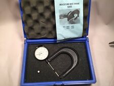 """Central Tools Disc Brake Gage Dial Indicator .300-1.300"""""""