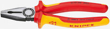 Knipex 03 08 200 8-Inch Combination Pliers Insulated 0308200 Closeout