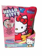 Hello Kitty - CLOTHING DESIGNER - Secret Pillow - NEW