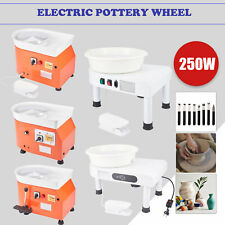 Pottery Wheel Machine for Kids and Adults w. Clay Sculpting Tools Work DIY