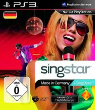 Singstar: Made in Germany (Sony Playstation 3, 2009)