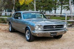 Ford Mustang 1966 SOLD