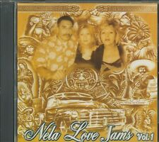 NELA LOVE JAMS - CD - Vol. 1 - BRAND NEW