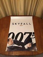 Skyfall James Bond 007 Movie Poster 24X36 Single Sided New!