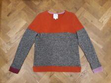 Clements Ribeiro Pop Women's Lambs Wool Blend Knit Jumper Size M UK 12