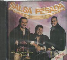 LA SUPREMA CORTE - Orquesta - Salsa Pesada - CD - BRAND NEW