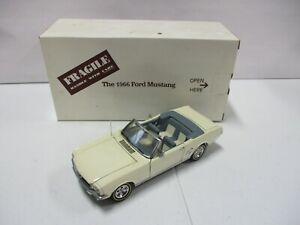 Danbury Mint 1966 Ford Mustang Lot 1