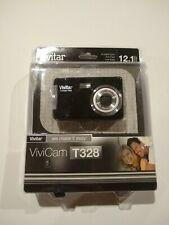 Vivitar ViviCam T328 - 12.1mp black - 4x Digital Zoom sealed
