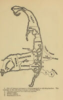 Barnstable County, MA - Its People, History and Culture Book Collection on CD