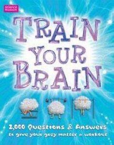 Train Your Brain by Helen Varley, Conrad Mason, Daniel Gilpin, Cynthia O'Brien,