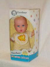 "Mib 8"" Gerber Fruit Baby Doll 1995- Banana"