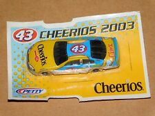 COLLECTIBLE-GIVE AWAY~HOT WHEELS-2003~#43 CHEERIOS/BETTY CROCKER-PETTY RACE CAR