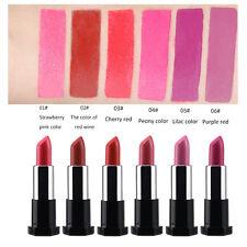 Pro 6 Color Moisturizing Lipstick Waterproof Makeup Matte Long Lasting Li Sale