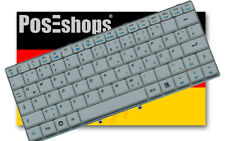 ORIG. QWERTZ Tastiera Lenovo Ideapad s9 s10 s9e s10e PN SERIE 25-008124 Bianco de