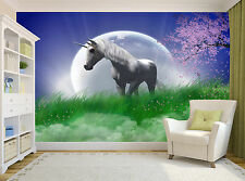 The Unicorn II  Wall Mural Photo Wallpaper GIANT DECOR Paper Poster Free Paste