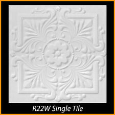 Ceiling Tiles Glue Up 20x20 R22 White Lot of 100 Tiles SUPER SALE