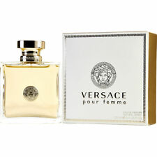 VERSACE POUR FEMME 100ml EDP SPRAY BY VERSACE ---------- NEW PERFUME - SIGNATURE