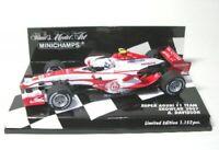 Super Aguri No. 23 Formel 1 Showcar 2007 (A. Davidson) 1:43 Minichamps