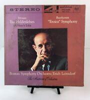 ERICH EINSDORF BOSTON SYMPHONY : REEL TO REEL 4 Track RCA BEETHOVEN - STRAUSS