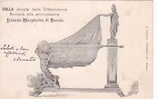 A2293) CULLA PER LA PRINCIPESSA IOLANDA DI SAVOIA DONATA DAI ROMANI. VIAGGIATA.