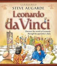 Lifelines: Lifelines: Leonardo Davinci by Steve Augarde (2011, Paperback)