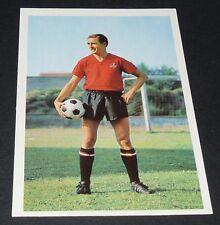 H. MÜLLER 1. FC NÜRNBERG FUSSBALL 1966 1967 FOOTBALL CARD BUNDESLIGA PANINI