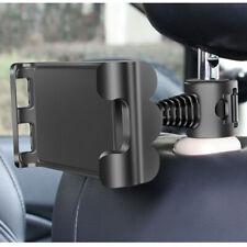 Car Tablet Phone Mount Holder Seat Adjustable iPad Stand 360° Rotation Bracket