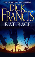Rat Race by Dick Francis, Acceptable Used Book (Paperback) FREE & FAST Delivery!