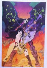 Kiss Vampirella #1 Virgin Cover Variant Castro cover H 1:30 comic book