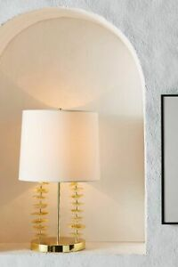 Anthropologie Sinead Crystal Lamp Base-$245 MSRP