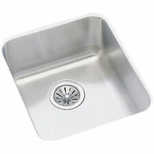 Elkay Elu1316 Gourmet Undermount Single Bowl Sink