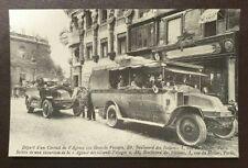 CPA Cartes d'Autrefois-Loisirs-Paris-L 'agence des grands voyages