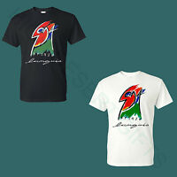 Soda Stereo / Cerati Languis T-Shirt (Sizes S-5XL) Rock de los 80's Playera