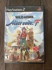 Wild Arms: Alter Code F (Sony PlayStation 2, 2005)