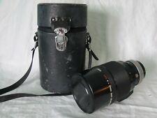 Canon FD Reflex Mirror 500mm f/8.0 S.S.C FD Lens