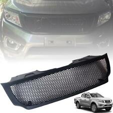 Front Net Grille Grill Black For Nissan Navara NP300 D23 Pickup 2014 15 16 17 18