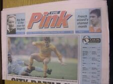25/02/1995 Coventry Evening Telegraph The Pink: Main Headline Reads: City Dazzle