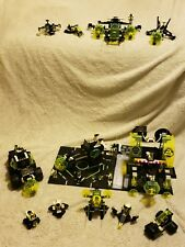 Lego Space Blacktron II 2 *ALL 11 SETS* ONCE IN A LIFETIME COLLECTION!
