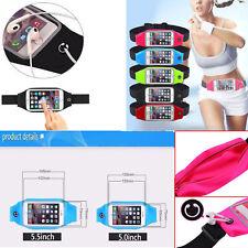UK Sports Running Waist Belt Jogging Gym Bag Case Cover Holder For Mobile phone