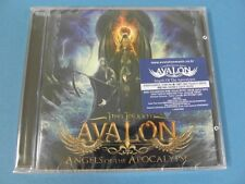 TIMO TOLKKI'S AVALON - ANGELS OF THE APOCALYPSE CD (SEALED) $2.99 S&H