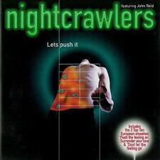 Nightcrawlers Featuring John Reid  Lets Push It + BONUS TRACKS