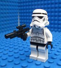 Lego Star Wars Storm Trooper Stormtrooper with Blaster Minifig Figure 9489