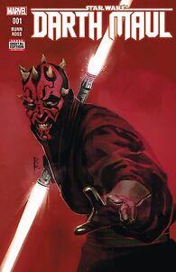 Darth Maul # 1 Regular Cover NM Marvel Star Wars