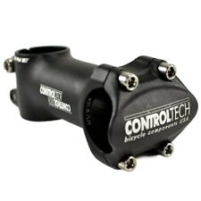 CONTROLTECH One Alloy Stem , 31.8X100mm , Black