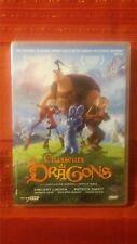 DVD    ENFANTS  CHASSEURS  DE DRAGONS  ANNEE 2007