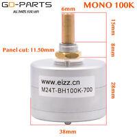 EIZZ Mono 100K 24 Steps Attenuator Volume Potentiometer Serial Type Hifi Audio*1