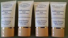 4×15 ml CLARINS EXTRA-FIRMING NIGHT CREAM ALL SKIN TYPES