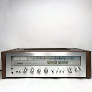 Vintage Technics Stereo Receiver SA-5270 AM/FM Made in Japan