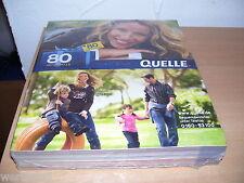 80 Jahre Quelle Katalog Hauptkatalog  Herbst Winter 2007 ovp