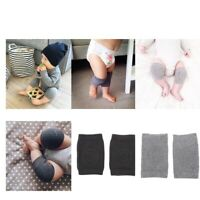 2Pairs Baby Kids Knee Pads for Crawling Toddler Knee Protector Leg Warmers